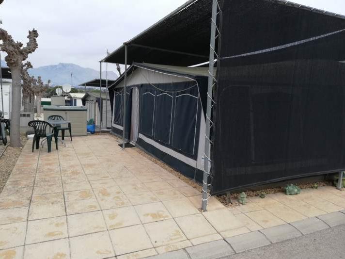 Cheap Caravans for sale on Camping Villamar Benidorm
