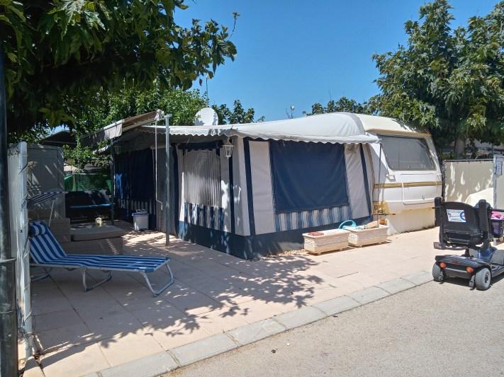 Camping Villamar Caravan Sales In Benidorm